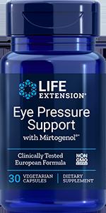 Eye Pressure Supoort