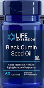 Black Cumin Seed Oil