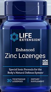 zinc lozenges