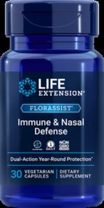 Florassist Nasal Defense 30 caps front