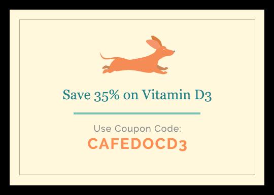 Save on Vitamin D3